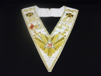 Rose Croix Regalia-31st Degree collar